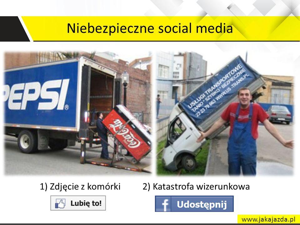 Niebezpieczne social media