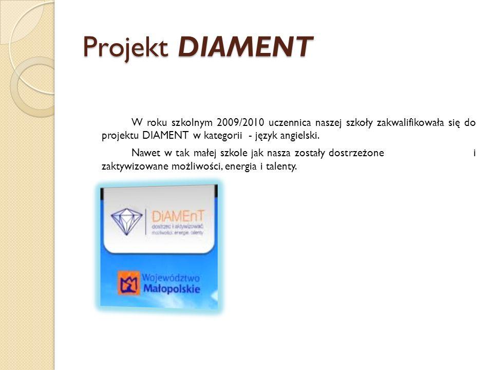 Projekt DIAMENT