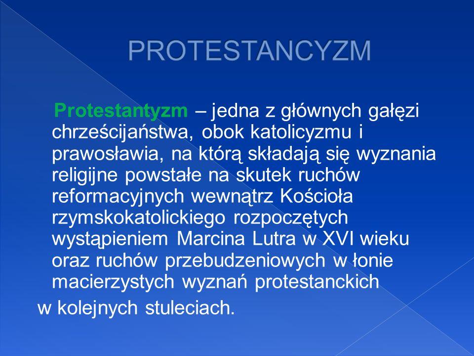 PROTESTANCYZM