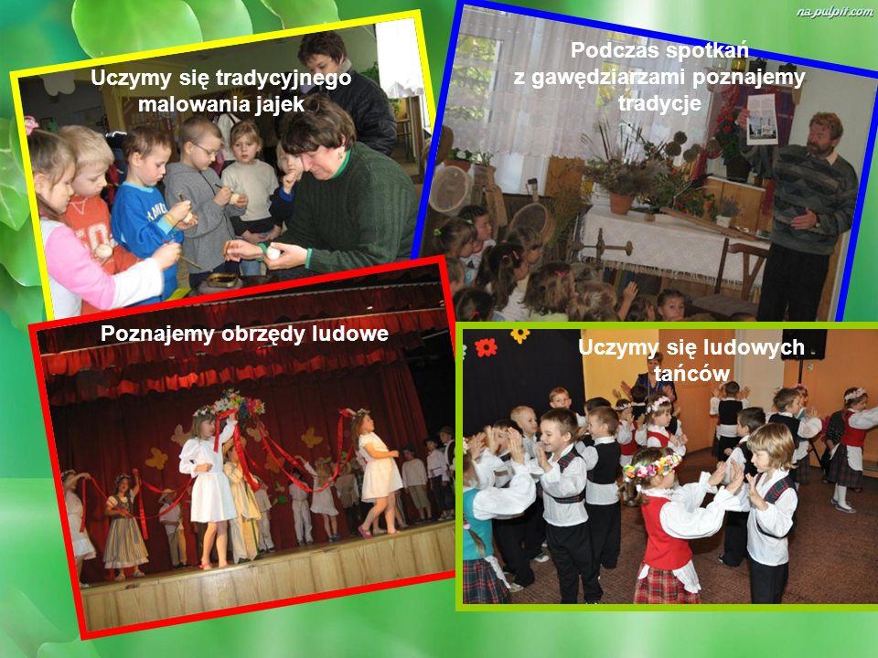 Podczas spotkań z gawędziarzami poznajemy tradycje