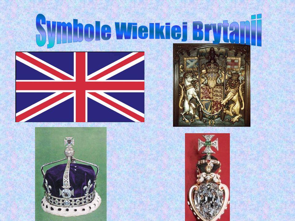 Symbole Wielkiej Brytanii