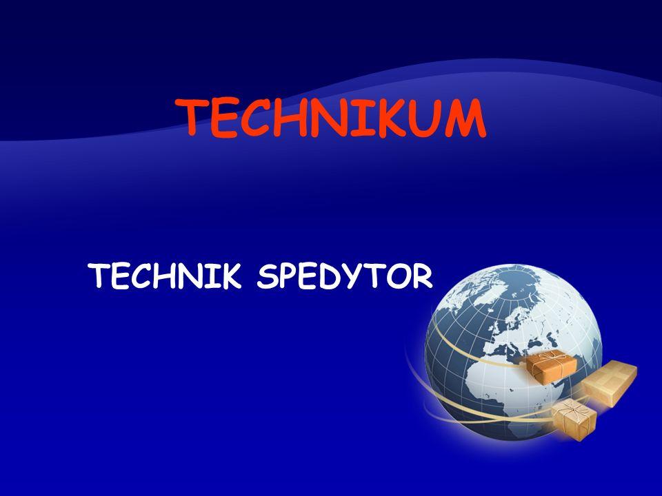TECHNIKUM TECHNIK SPEDYTOR