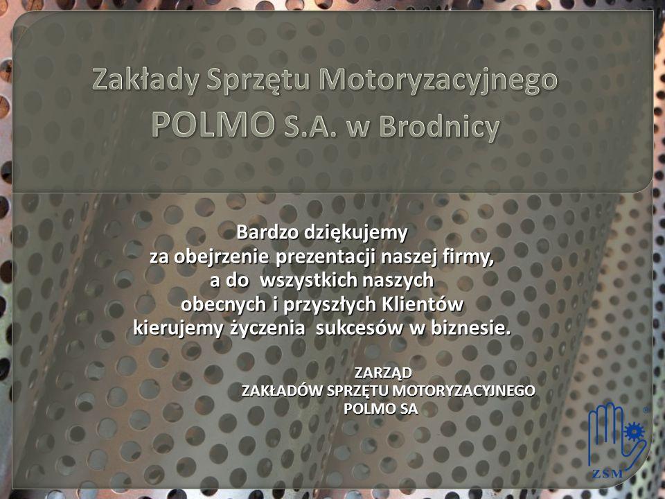 Zakłady Sprzętu Motoryzacyjnego POLMO S.A. w Brodnicy