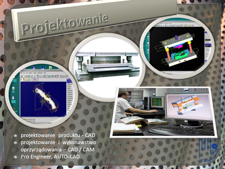 Projektowanie projektowanie produktu - CAD