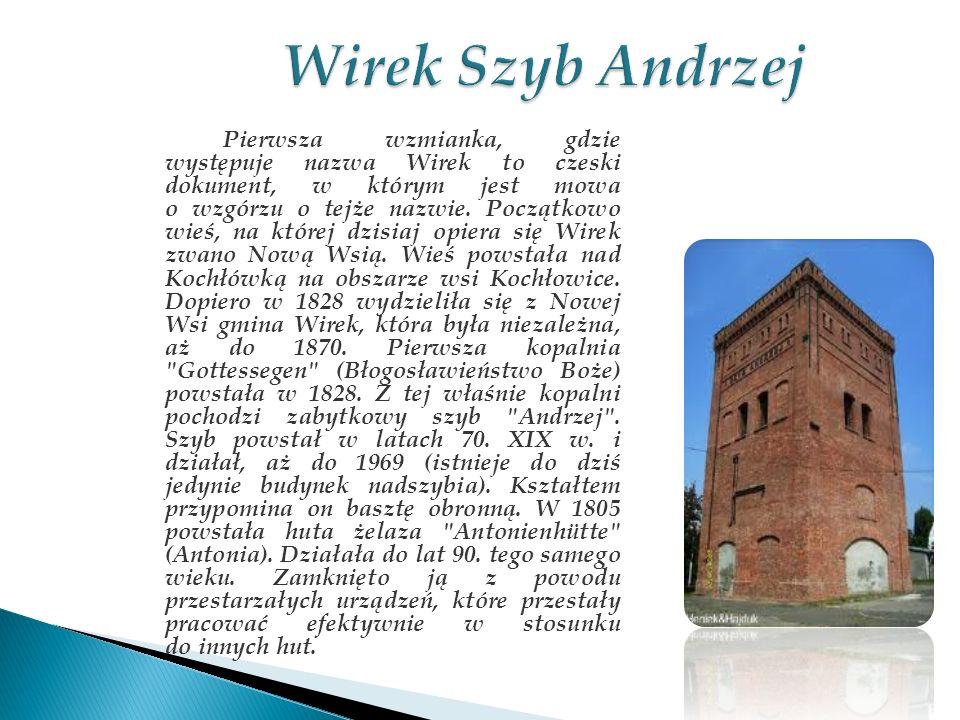Wirek Szyb Andrzej