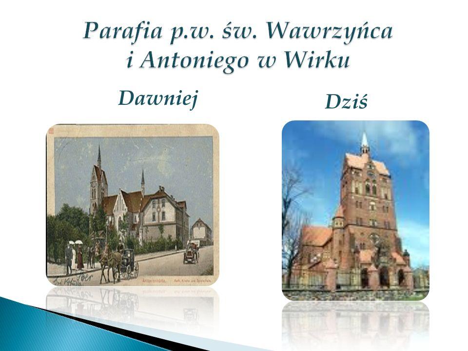 Parafia p.w. św. Wawrzyńca i Antoniego w Wirku
