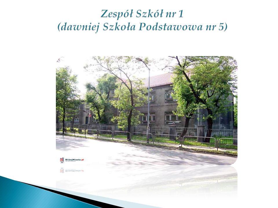Zespół Szkół nr 1 (dawniej Szkoła Podstawowa nr 5)