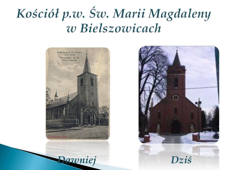 Kościół p.w. Św. Marii Magdaleny w Bielszowicach