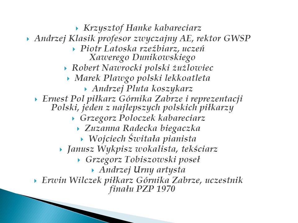Krzysztof Hanke kabareciarz