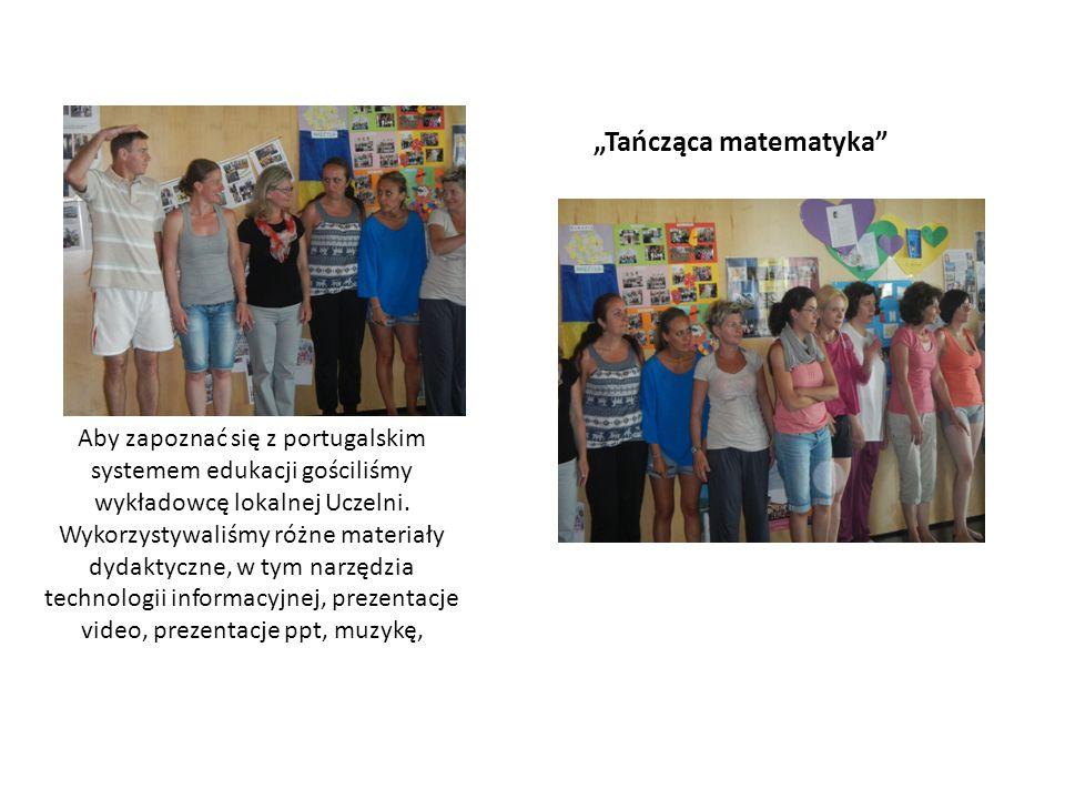 """""""Tańcząca matematyka"""