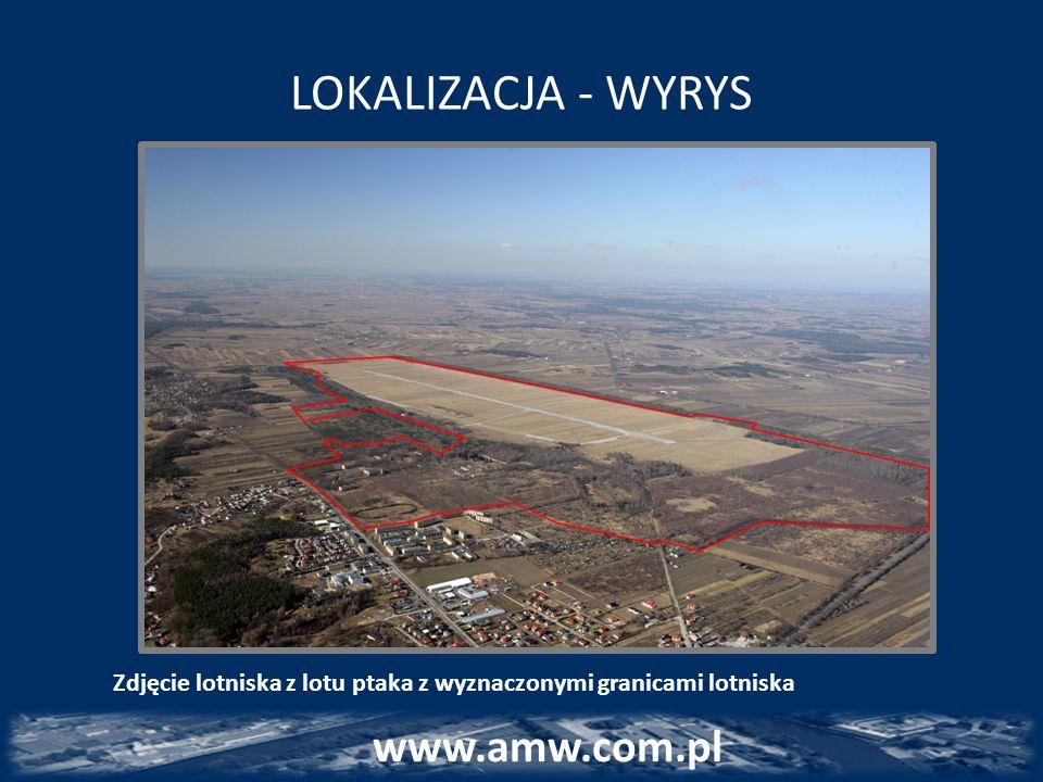 LOKALIZACJA - WYRYS www.amw.com.pl