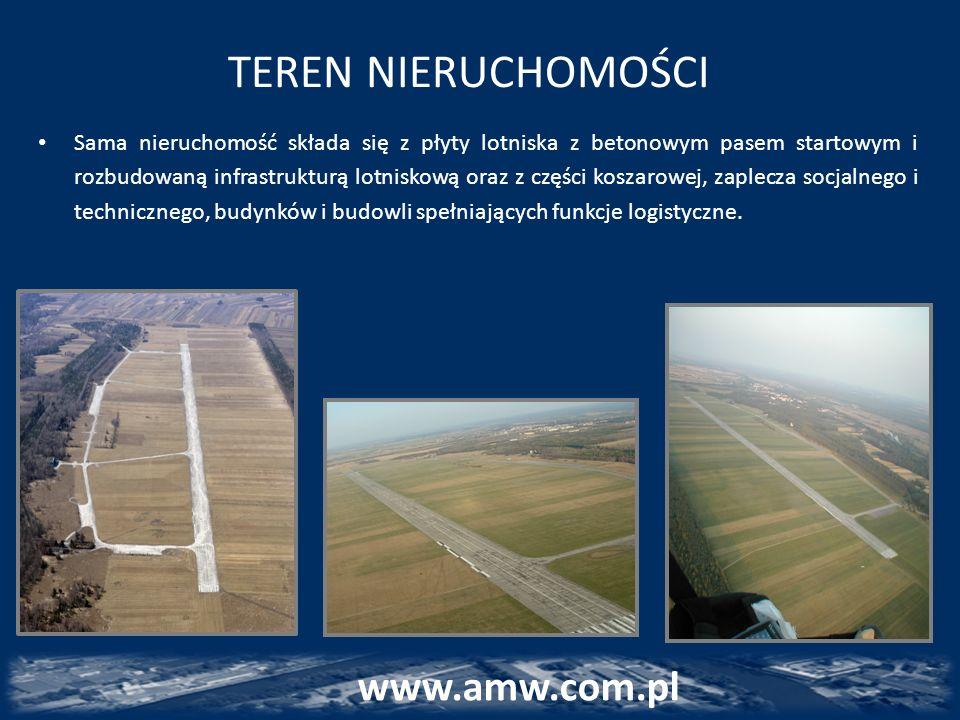 TEREN NIERUCHOMOŚCI www.amw.com.pl