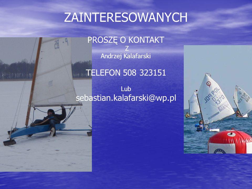 ZAINTERESOWANYCH PROSZĘ O KONTAKT TELEFON 508 323151