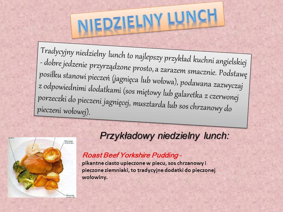 Niedzielny lunch