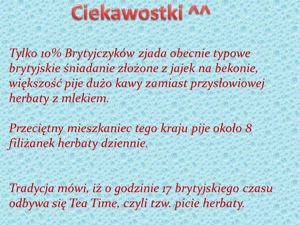 Ciekawostki ^^