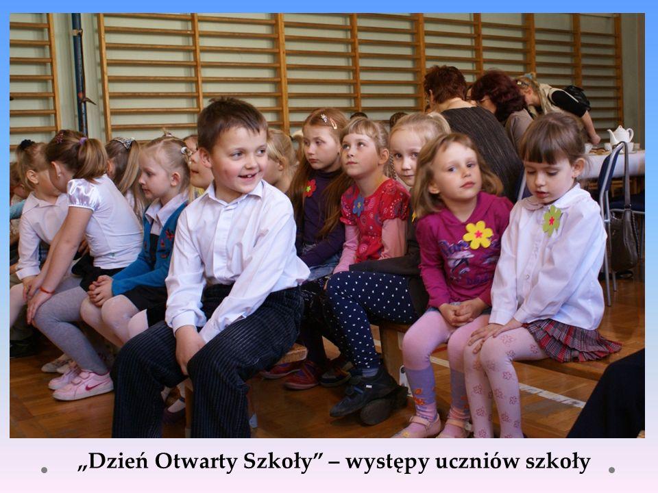 """""""Dzień Otwarty Szkoły – występy uczniów szkoły"""