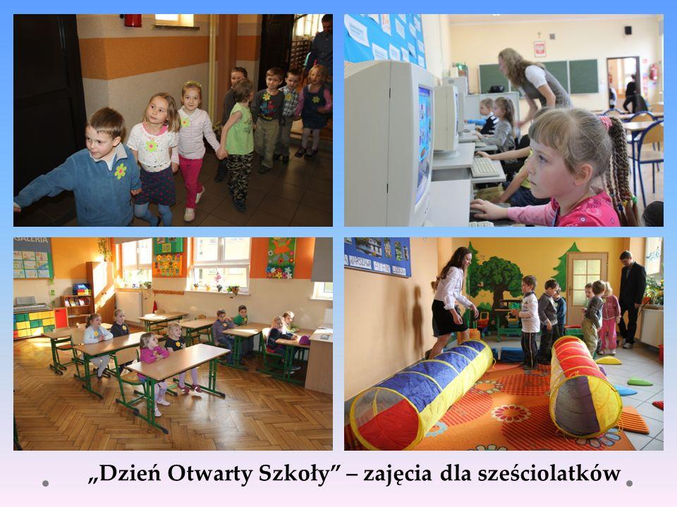 """""""Dzień Otwarty Szkoły – zajęcia dla sześciolatków"""