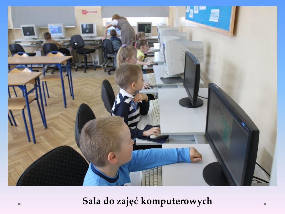 Sala do zajęć komputerowych