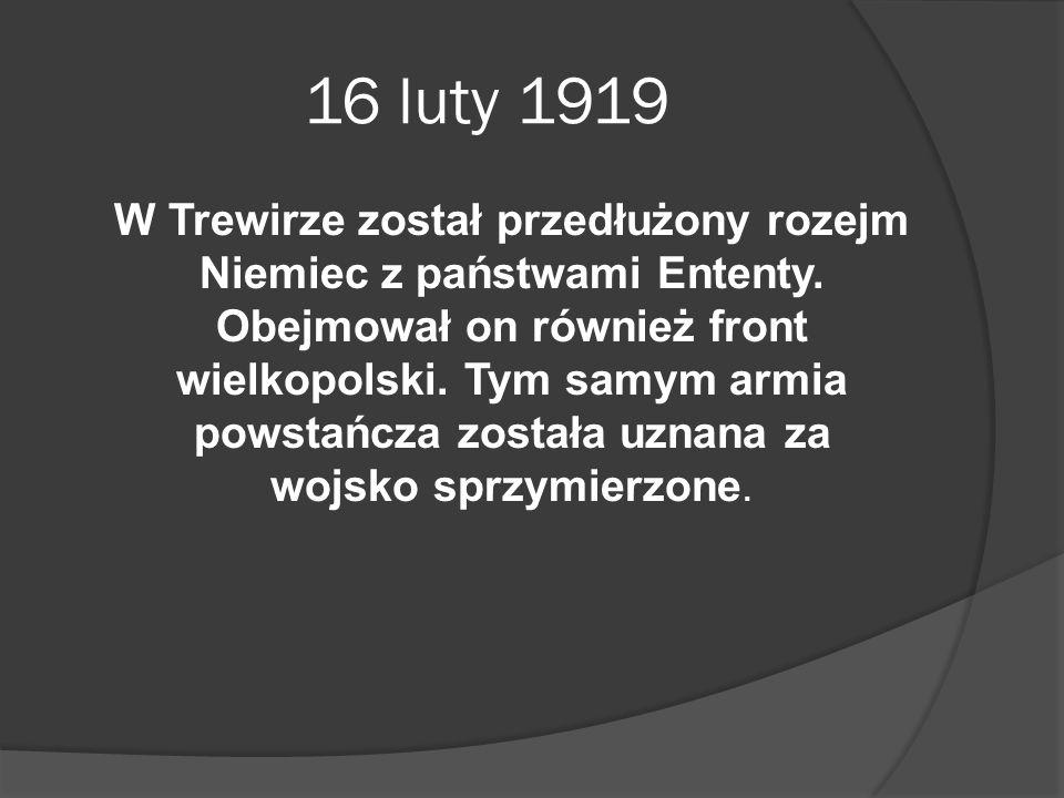 16 luty 1919