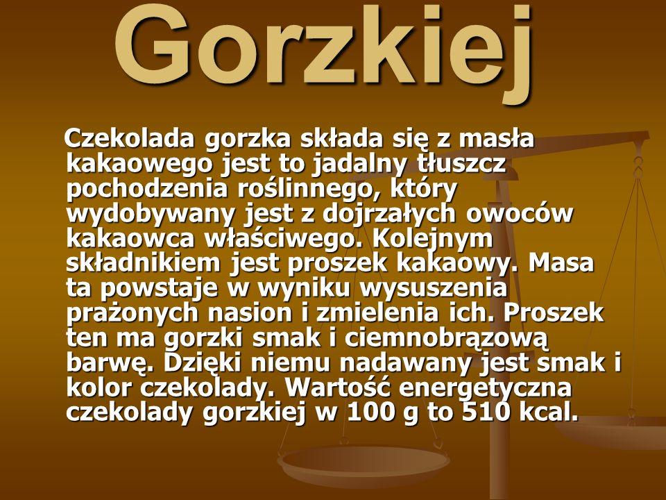 Gorzkiej