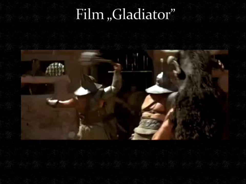 "Film ""Gladiator"