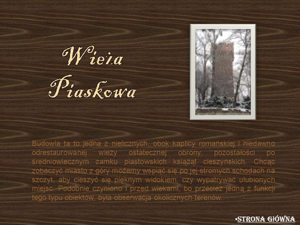 Wieża Piaskowa