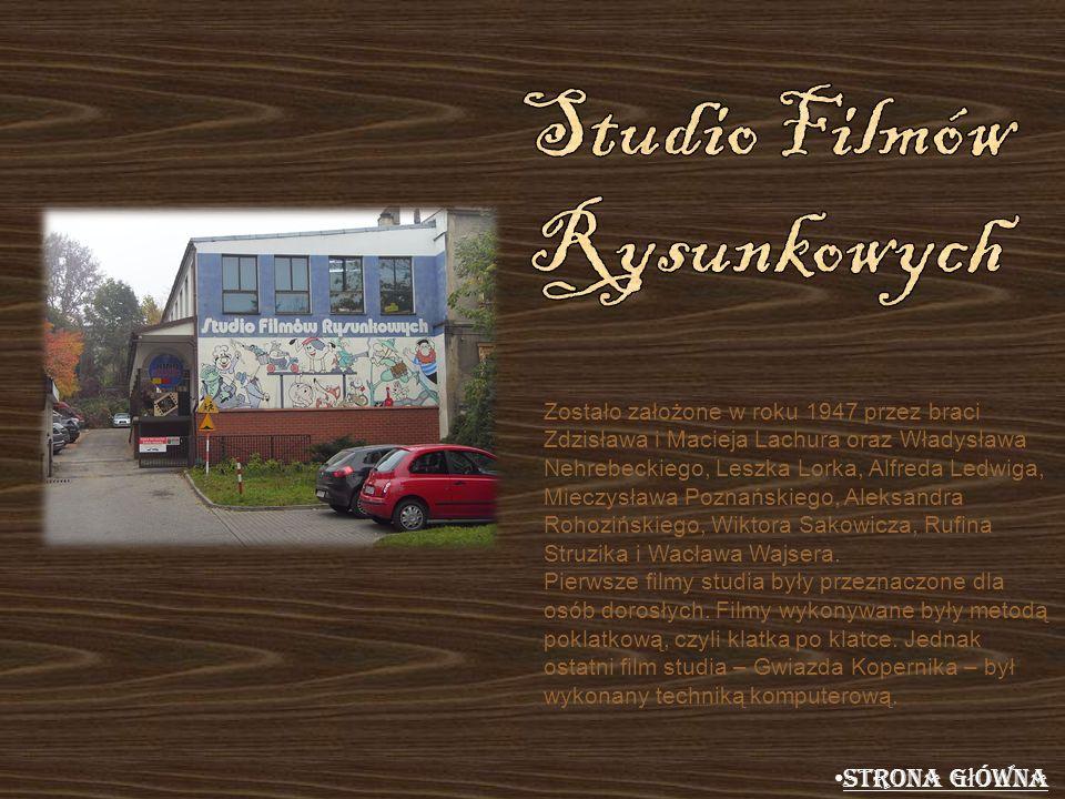 Studio Filmów Rysunkowych