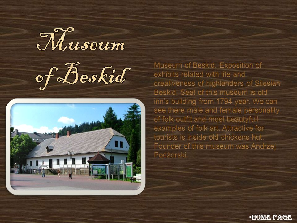 Museum of Beskid