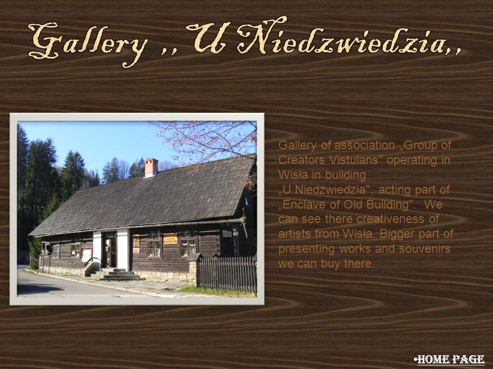 Gallery ,,U Niedzwiedzia,,