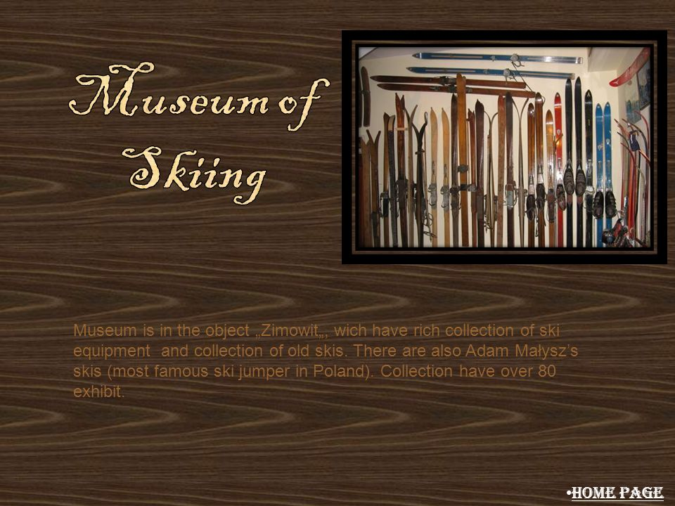 Museum of Skiing