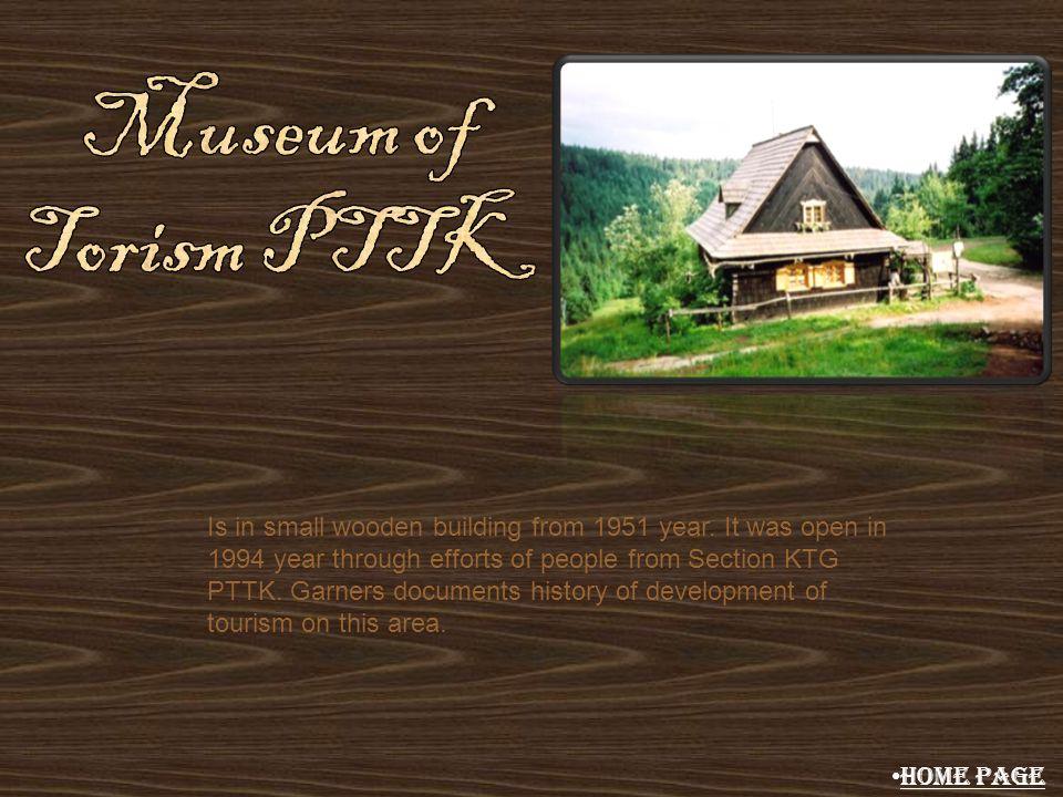 Museum of Torism PTTK