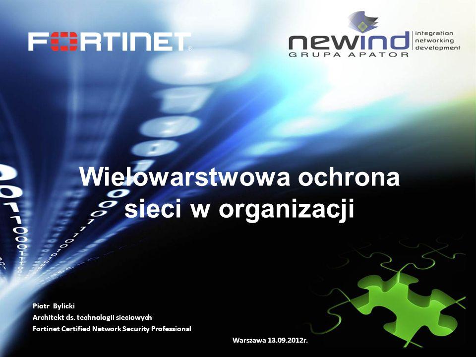 Wielowarstwowa ochrona sieci w organizacji