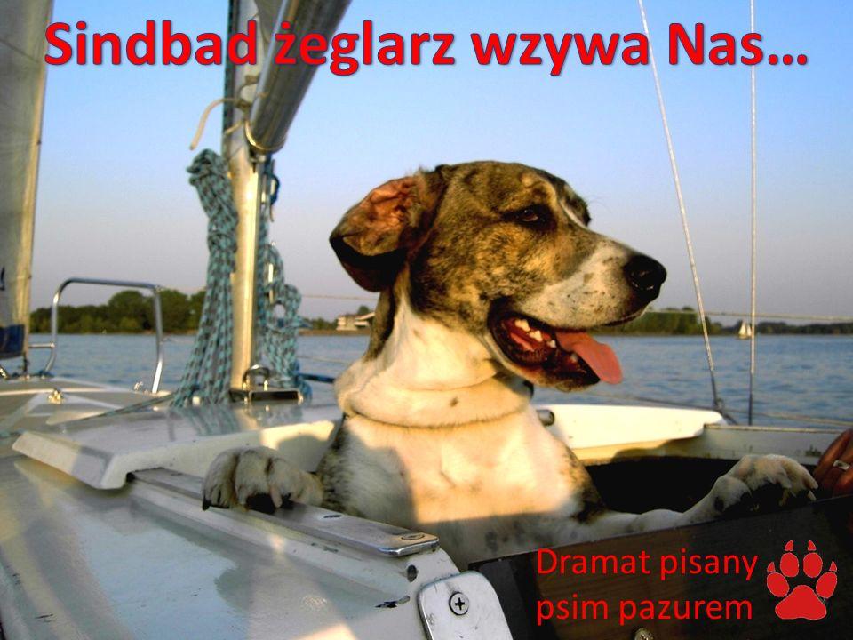Sindbad żeglarz wzywa Nas…