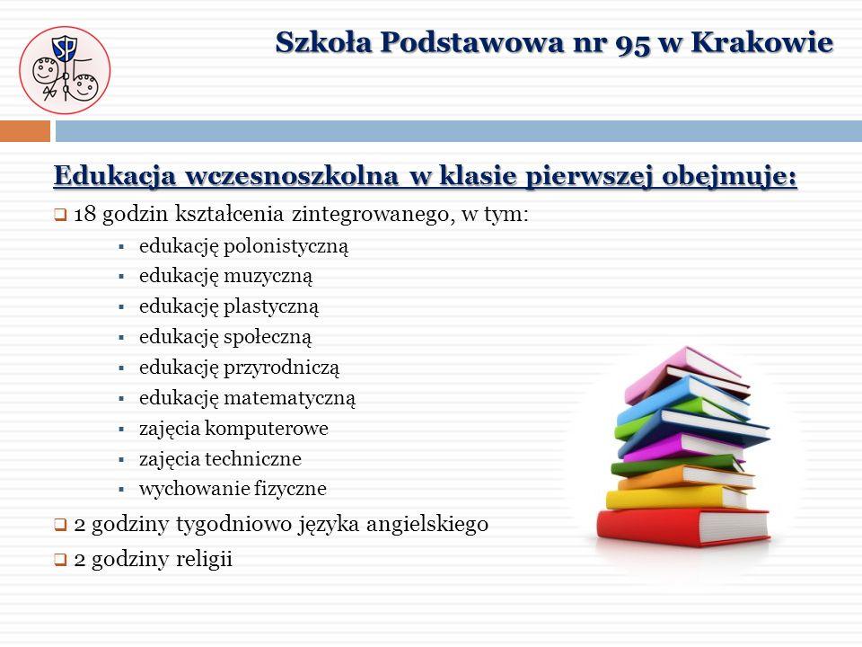 Szkoła Podstawowa nr 95 w Krakowie