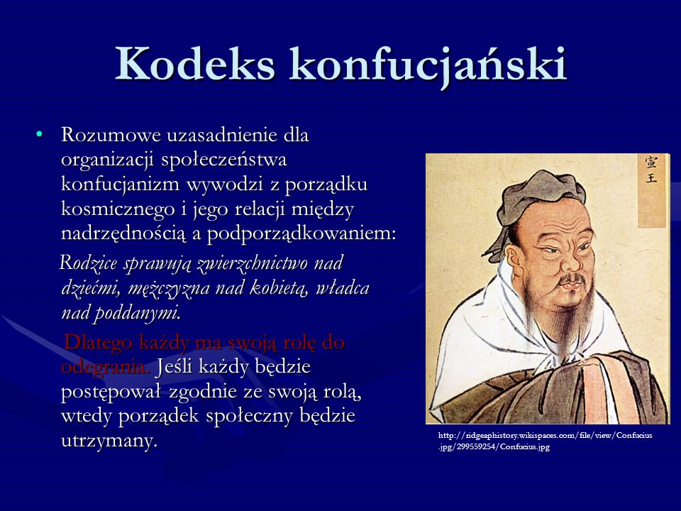 Kodeks konfucjański