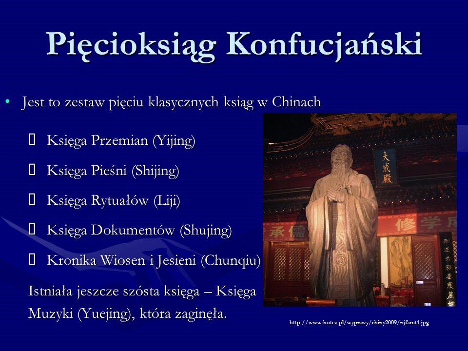 Pięcioksiąg Konfucjański