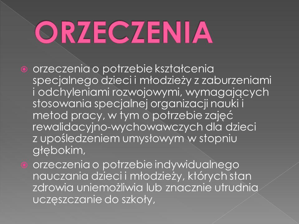 ORZECZENIA