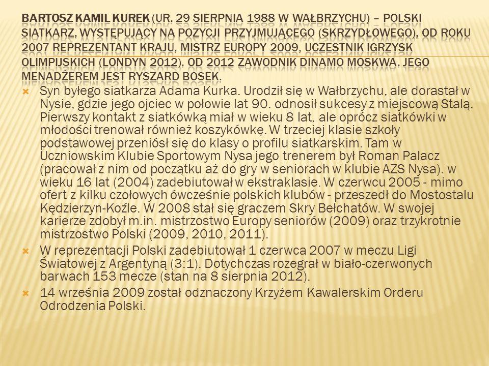 Bartosz Kamil Kurek (ur