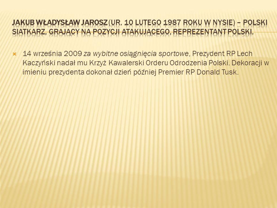 Jakub Władysław Jarosz (ur