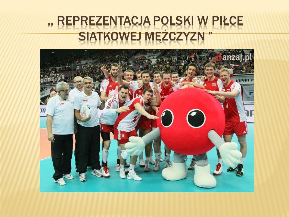 ,, Reprezentacja Polski w piłce siatkowej mężczyzn