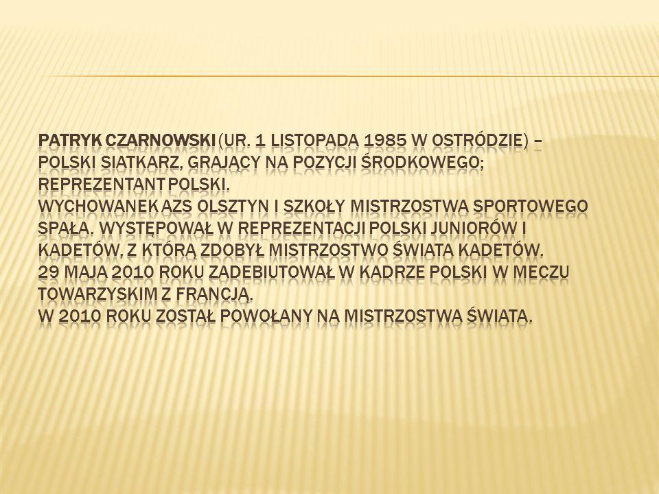 Patryk Czarnowski (ur.