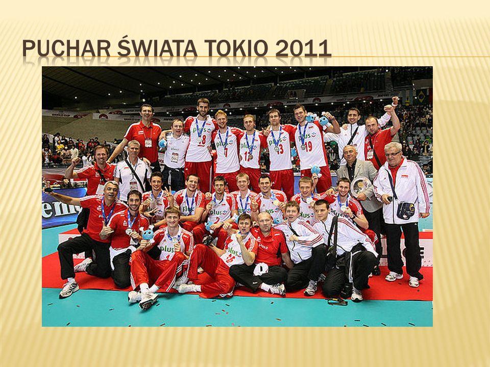 Puchar Świata Tokio 2011