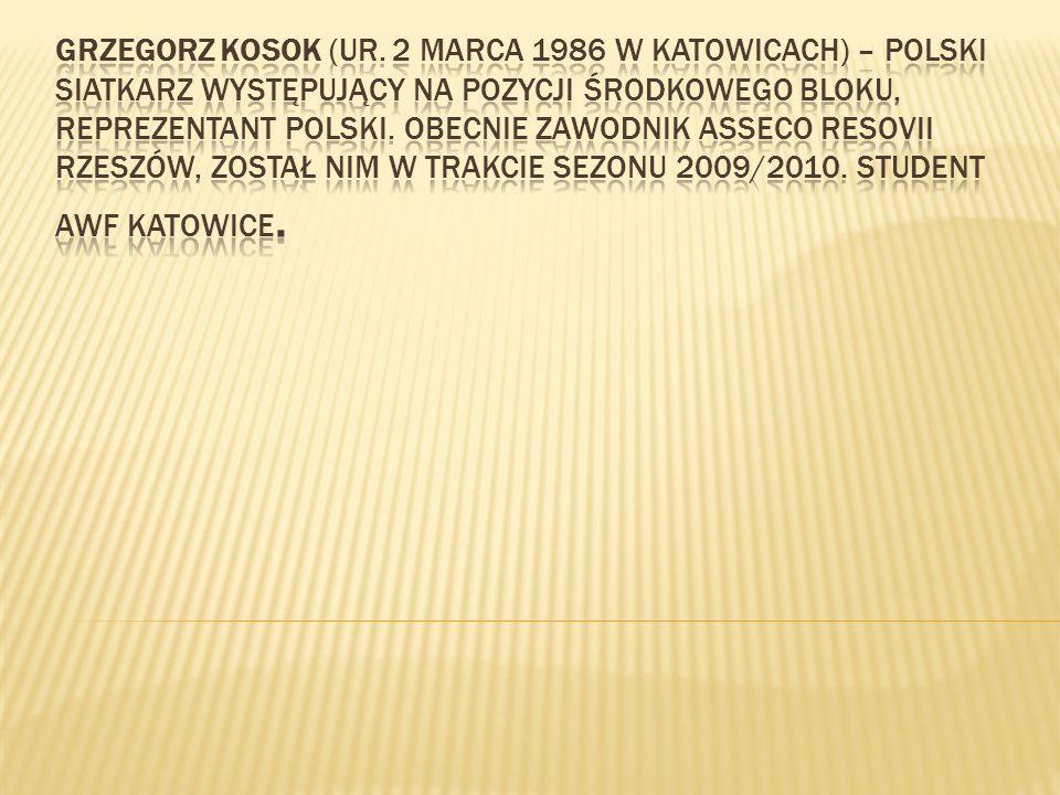 Grzegorz Kosok (ur.