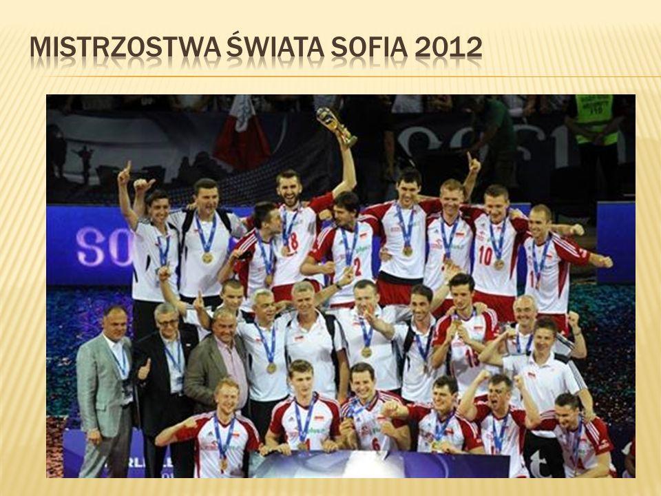 Mistrzostwa Świata Sofia 2012