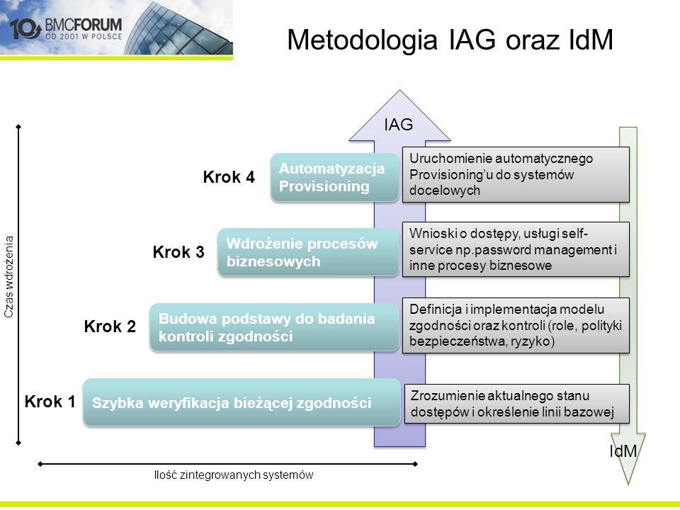 Metodologia IAG oraz IdM
