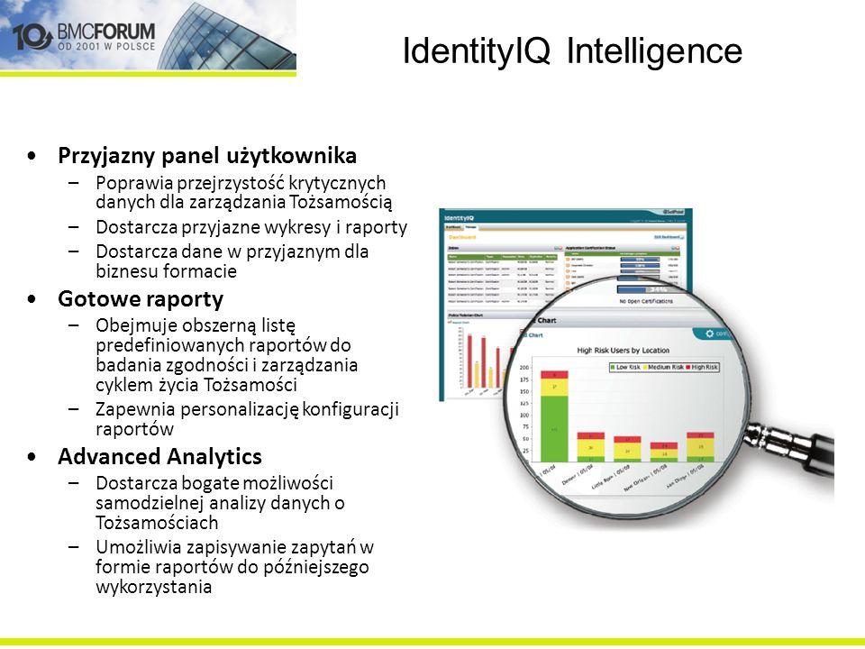 IdentityIQ Intelligence