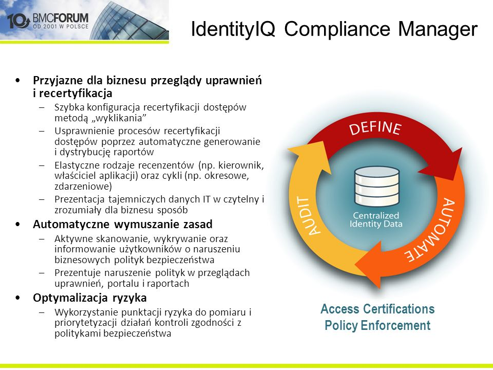 IdentityIQ Compliance Manager