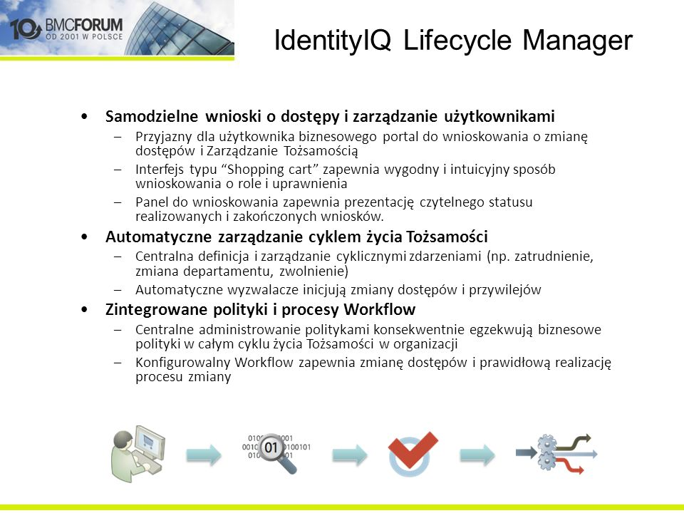 IdentityIQ Lifecycle Manager