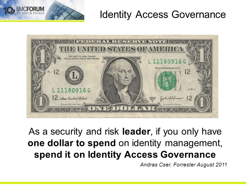 Identity Access Governance