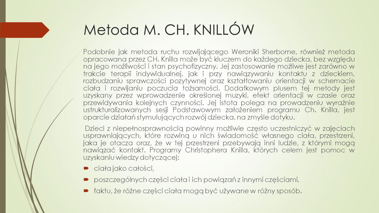 Metoda M. CH. KNILLÓW